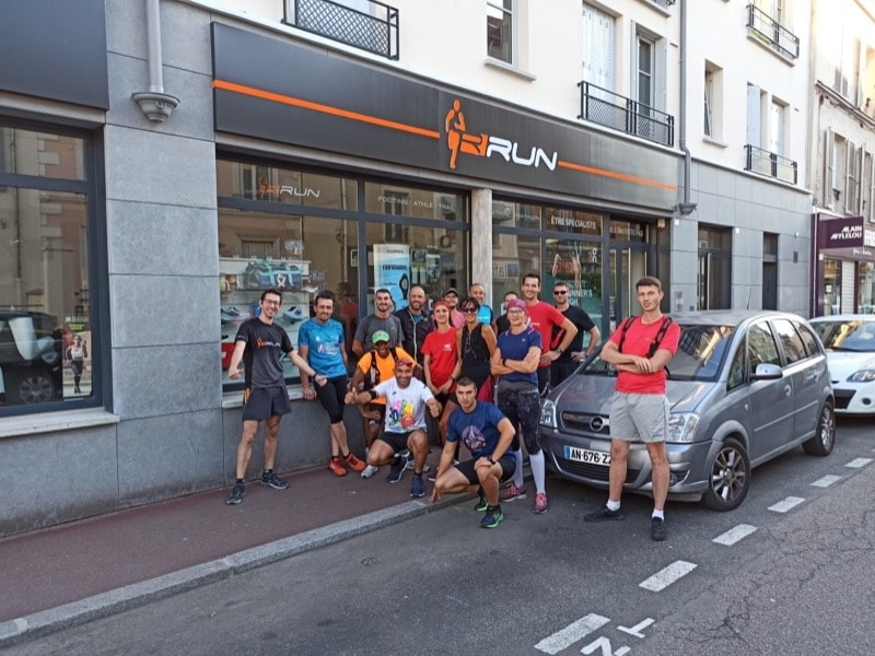 magasin running Conflans