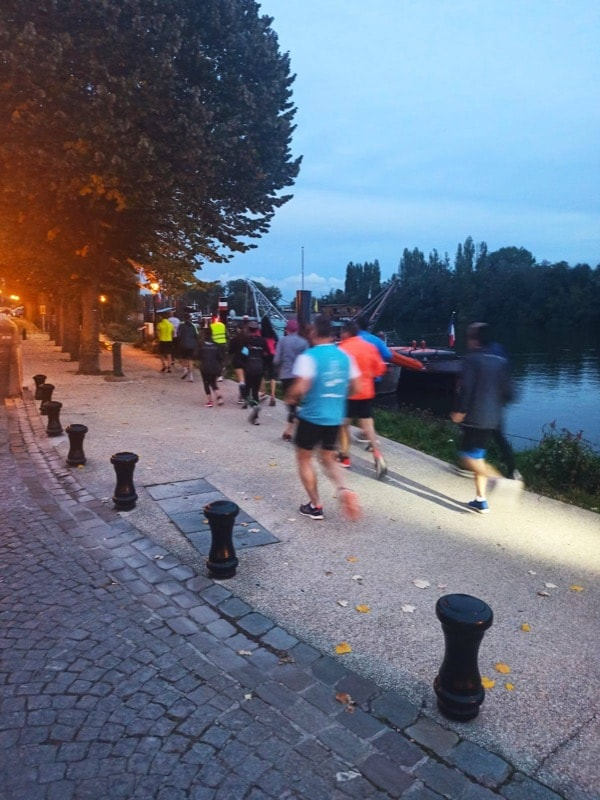sortie running conflans